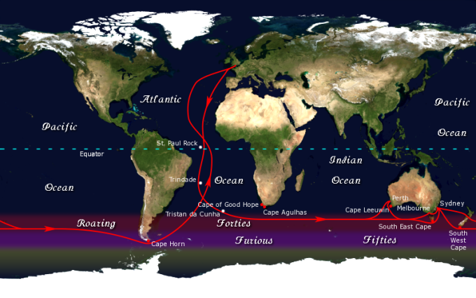 The Roaring Forties (might drift up-down to the twenties or sixties)