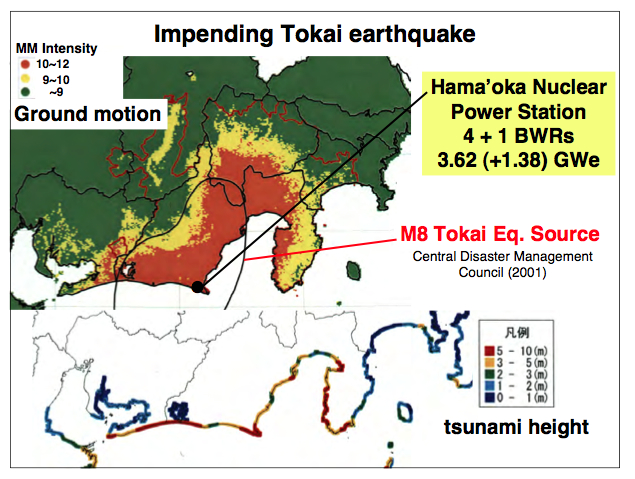 Catastrophic quake-and-nuke disaster predicted in 2003 for TOKYO